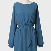 Belle Lune Faux Wrap Dress