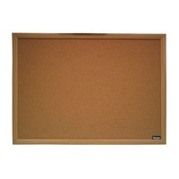The Board Dudes Framed Corkboard 17in x 23in
