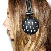 Have Mercy Headphones BLACK One