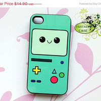 SALE Adventure Time Beemo - iPhone 4 Case , iPhone 4s Case , iPhone 5 Cover , Galaxy S3 , Galaxy S2 i9100 , Galaxy Note2 Case