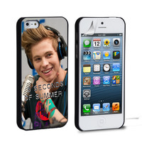 Luke Hemmings 5SOS iPhone 4 5 6 Samsung Galaxy S3 4 5 iPod Touch 4 5 HTC One M7 8 Case