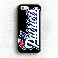 New England Patriots NFL Printed Soft TPU Black Skin Phone Cases