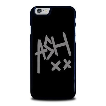 5 seconds of summer ash 5sos iphone 6 6s case cover  number 1