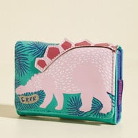 We Stego You, Please! Wallet | Mod Retro Vintage Wallets | ModCloth.com