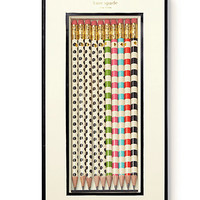 Kate Spade Dot The I's Pencil Set Multi ONE