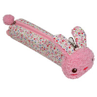 Pink Bunny Pencil Pouch with Flowers | AsianFoodGrocer.com, Shirataki Noodles, Miso Soup