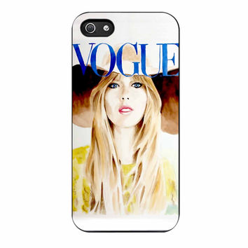 Taylor Swift Vogue iPhone 5/5s Case