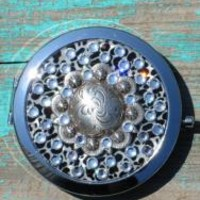 Bling Compact   Elusive Cowgirl