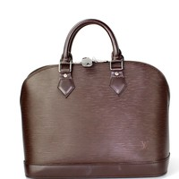 Louis Vuitton Epi Alma Pm New Condition 2808 (Authentic Pre-Owned)