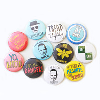 Breaking Bad Pin Pack