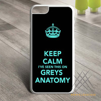 Grey s Anatomy Pattern case for iPhone, iPod and iPad