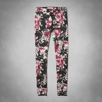 A&F Patterned Legging