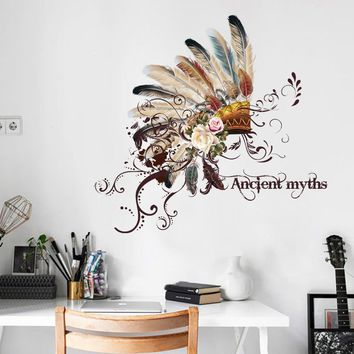 Removable Decal Sticker Mural Art