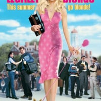 Legally Blonde 27x40 Movie Poster (2001)
