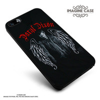 The Walking Dead Daryl Dixon Wing case cover for iphone, ipod, ipad and galaxy series