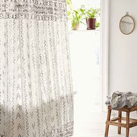 4040 Locust Nomas Shower Curtain