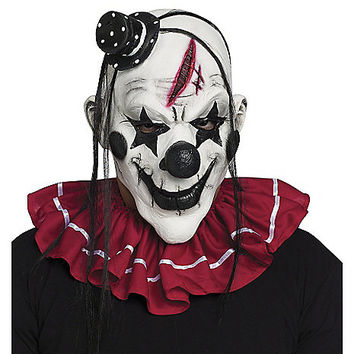 Horror Clown Mask - Spirithalloween.com