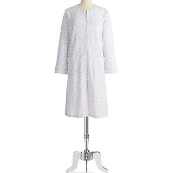 Miss Elaine Floral Robe