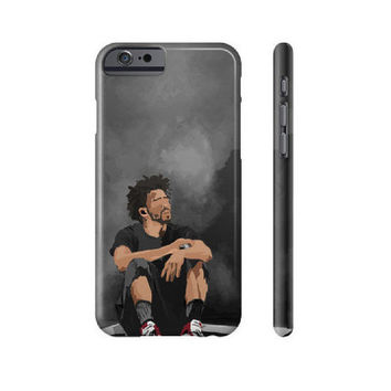 j cole dreamville Apple IPhone 4 5 5c 6 6s Plus Galaxy Note Case forest hills drive