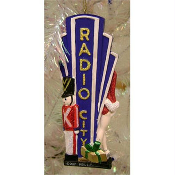 Christmas Ornament - Rockettes Officially Licensed