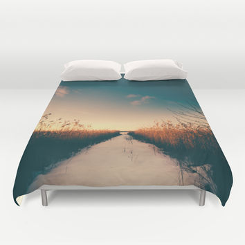 why move Duvet Cover by HappyMelvin
