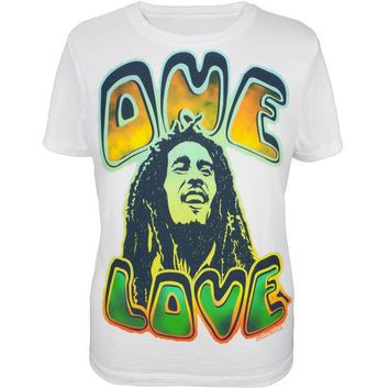 CUPUPWL Bob Marley - One Love Women's Plus Size T-Shirt