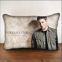 """Supernatural The Movie - Pillow Cover in Size 18""""x18"""" and 30""""x20"""""""