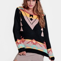 Three Amigos Jumper By MINKPINK