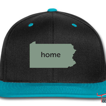 pennsylvania home Snapback