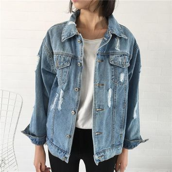 Detroit Denim Jacket