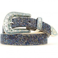 Ariat Crystal Chip Belt - Sheplers