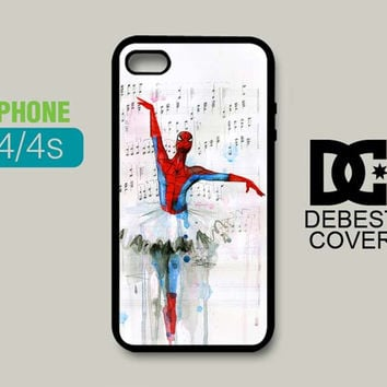 Spiderman Ballet Phone Cases