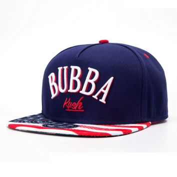 BUBBA Hip-hop Baseball Cap Hat
