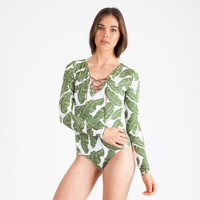 Solanas Surf Suit - Folia