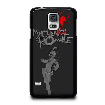 MY CHEMICAL ROMANCE BLACK PARADE 2 Samsung Galaxy S5 Case Cover