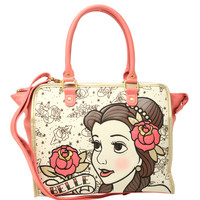 Disney Beauty And The Beast Belle Tattoo Bag