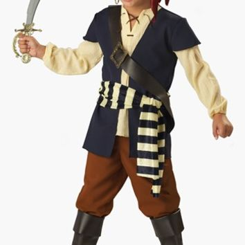 Boy's InCharacter Costumes 'Pirate Mate' Costume,