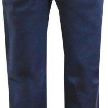juniors plus size navy stretch skinny pants - size 18 Case of 24