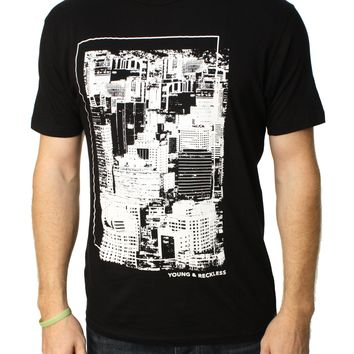 Young & Reckless Men's City 2 City Graphic T-Shirt