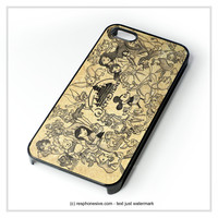 Disney Walt iPhone 4 4S 5 5S 5C 6 6 Plus , iPod 4 5 , Samsung Galaxy S3 S4 S5 Note 3 Note 4 , HTC One X M7 M8 Case