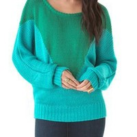 MINKPINK Wellington Oversize Jumper | SHOPBOP