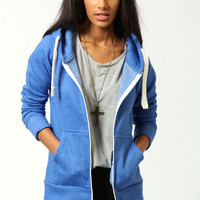 Maddie Zip Through Hoody