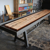 District MFG Shuffleboard Table | Uncrate