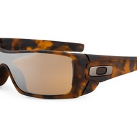 Oakley Men's Batwolf Sunglasses - Tortoise/Tungsten