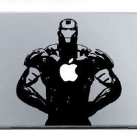 Iron Man Macbook Decal Sticker Skin