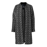 Zenoria Bouclé Knit Coat