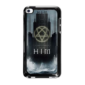 HIM BAND HEARTAGRAM iPod Touch 4 Case Cover