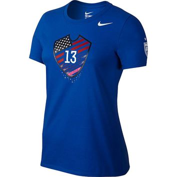 Nike USA Soccer Alex Morgan Hero Tee - Women's, Size: