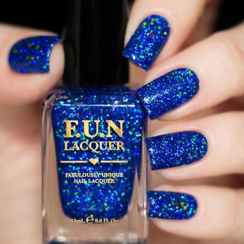 FUN Lacquer How Deep Is Your Holo (Simplynailogical Collection)