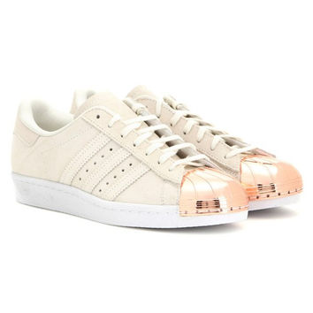 Rose Gold Ladies Shell-Top Adidas